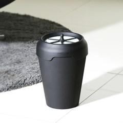 데오큐브캣 특허기술 소모품없이 냄새잡는 고양이 배변처리 쓰레기통