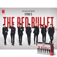 500피스 직소퍼즐 BTS THE RED BULLET DW747457_(1298994)