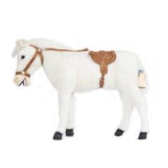 5451 말(안장) White 동물인형/70cm.L_(1767597)