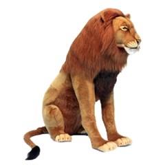 6327 사자 동물인형/80cm.L_(1767596)