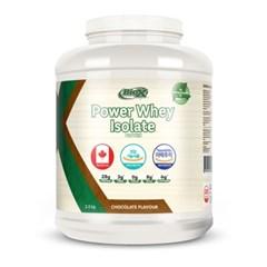 파워웨이 아이소레이트 초코맛 2kg WPI 단백질보충제_(3252486)