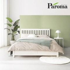 파로마 로메오 소나무 원목 침대 퀸Q 고급본넬매트포함