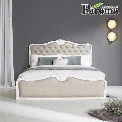 파로마 로아셀 클래식 평상형침대 퀸(Q) 인디파워 독립매트