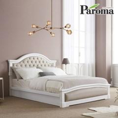 파로마 먼로 클래식 평상형침대 퀸(Q) 인디파워 독립매트
