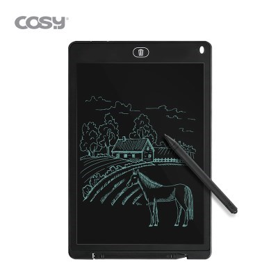 LCD 전자 칠판 부기노트 드로잉 메모 필기 12인치 EN3528