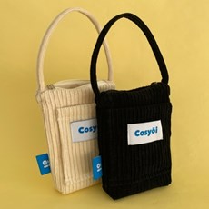 CORDUROY MINI BAG