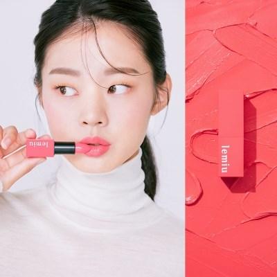 크리스틴 립스틱_01.하이틴 핑크