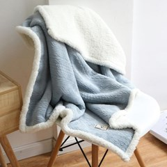 파베르 스웨터 양털 담요 집순이 겨울 캠핑 블랭킷