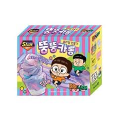 흔한남매 뚱뚱카롱 슬라임키트C244893