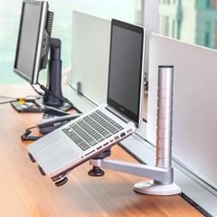 OMT 노트북 스탠드 암 거치대 360회전 높이 각도조절