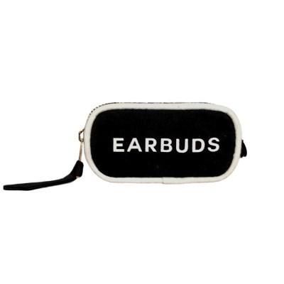 [백올] MINI EARBUDS WITH WHITE PIPING