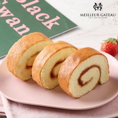 딸기쨈 쏘옥 롤케익 6입 / 빵순이의 선택 /밀러가또/6조각 케익