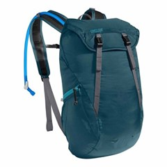 아레트 (ARETE) 18 L (물백포함) 백팩 Midnight Teal Biscay Bay