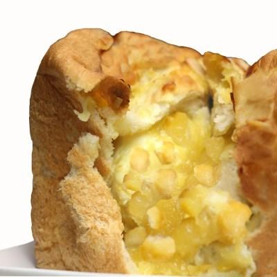 고구마밤쌀식빵(5개) 국내산고구마'밤 맛있는 비건빵