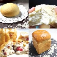 BEST 비건쌀빵(9종)소화잘되는 식사빵 어린이간식