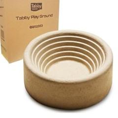 Tabby(sj) 나선형 종이 방석