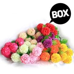 BOX판매 7대 대국 10개 성묘 산소 꽃 납골당 조화_(2276431)