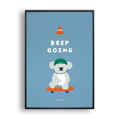 keep going pliko