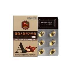 삼성제약 에이스아르간오일캡슐 500mg x 30캡슐