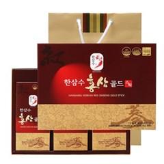 한삼수 홍삼 골드 스틱 15g×30포