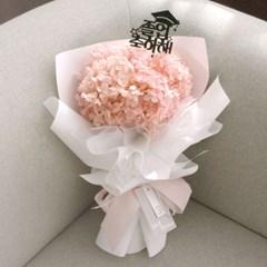 수국 졸업축하꽃다발