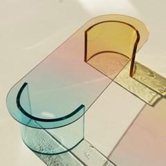[studio riposo] 아크릴 선반 acrylic mini shelf
