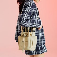SALLY BUGKET BAG (샐리 버킷 백) (BG20029)