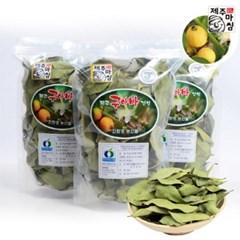 [선아농장] 제주 무농약 구아바차 건엽팩(50gx3)