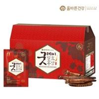 [올바른 건강] 굿데이 발효 홍삼 50ml*30포