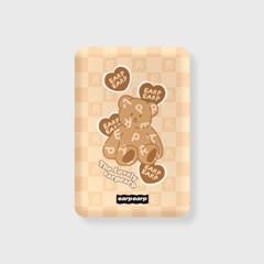 Soft bear-brown(무선충전보조배터리)_(1725178)