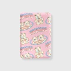 Baby merry-pink(무선충전보조배터리)_(1725157)