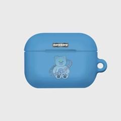 Twinkle gem bear-blue(Hard air pods pro)_(1724639)