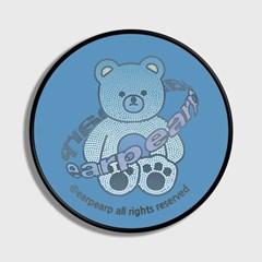 Twinkle gem bear-blue(스마트톡)_(1723901)