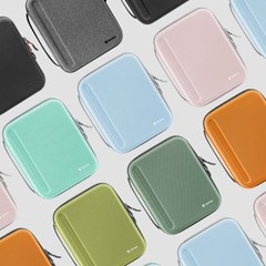 [Smart A06] 멀티스토리지 아이패드 태블릿 하드 케이스 파우치