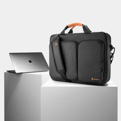 [Versatile A49] 트래블 맥북 노트북 숄더백 메신저백