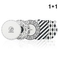 시라쿠스 인덕션 보호매트 원형(중) 24cm 1+1_(1427034)