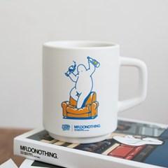 Mr.donothing mug