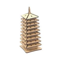 [모또 입체퍼즐] 신라의 황룡사구층목탑