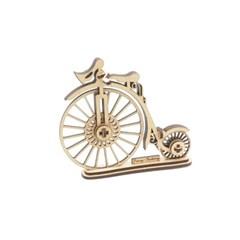 [모또 입체퍼즐] 클래식 자전거 만들기