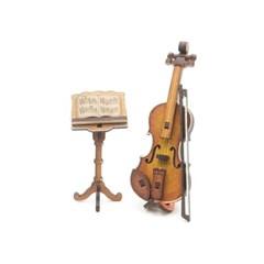 [모또 입체퍼즐] 미니어처 바이올린 만들기