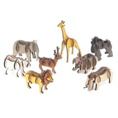 [모또 입체퍼즐] 교과서에 나오는 동물시리즈 8종