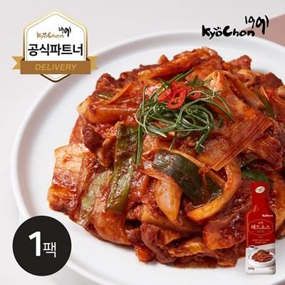 [교촌] 레드소스 요리용 210ml