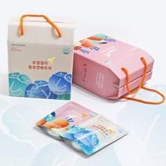 [HACCP인증] 청정 제주캐로타 로열젤리 건강음료 선물세트