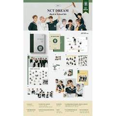 NCT DREAM (엔시티 드림) - 2021 Back to School Kit