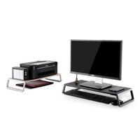 우든스틸 모니터받침대 기본형 프린터 노트북 소품정리 공간활용