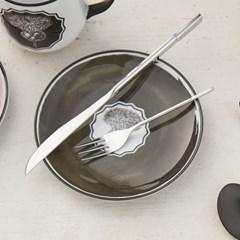 비스타 알레그레 허벌리아 버터 접시 16cm_블랙