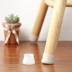식탁의자다리커버 발캡 실리콘 체어슈즈