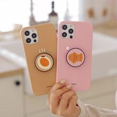 하푼 LG G8 겨울간식 스마트톡 하드케이스