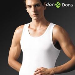 돈앤돈스 DDMRU033 기능성 백물 조끼런닝