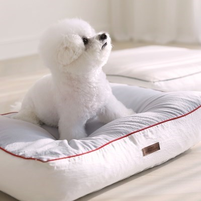 클라우드다운 깨끗한 숨 강아지 마약방석 (솜포함)